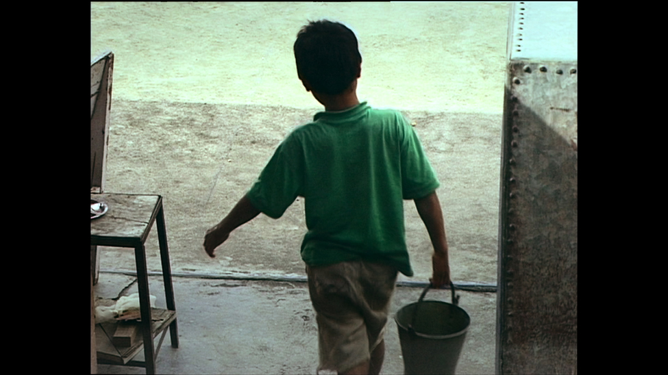 Boy Across My Window movie poster
