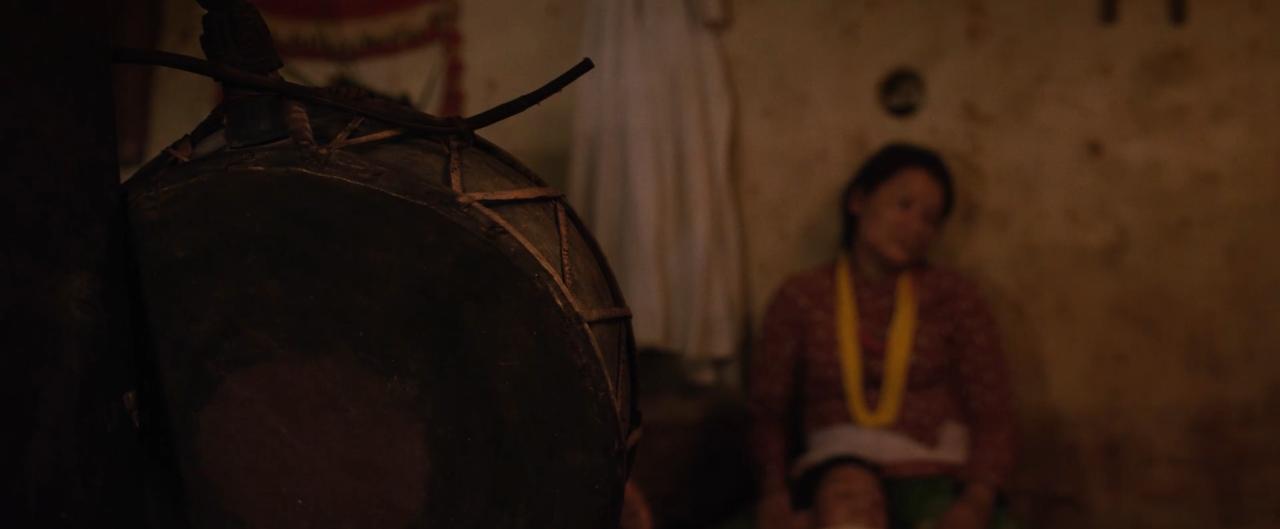 Dhyangro (The Shaman's Drum) movie poster