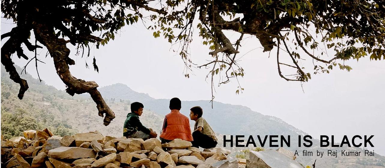 Heaven is Black movie poster