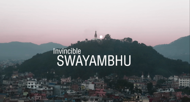 Invincible Swayambhu movie poster